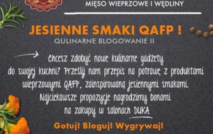 QAFP_kulinarne blogowanie_Jesienne smaki
